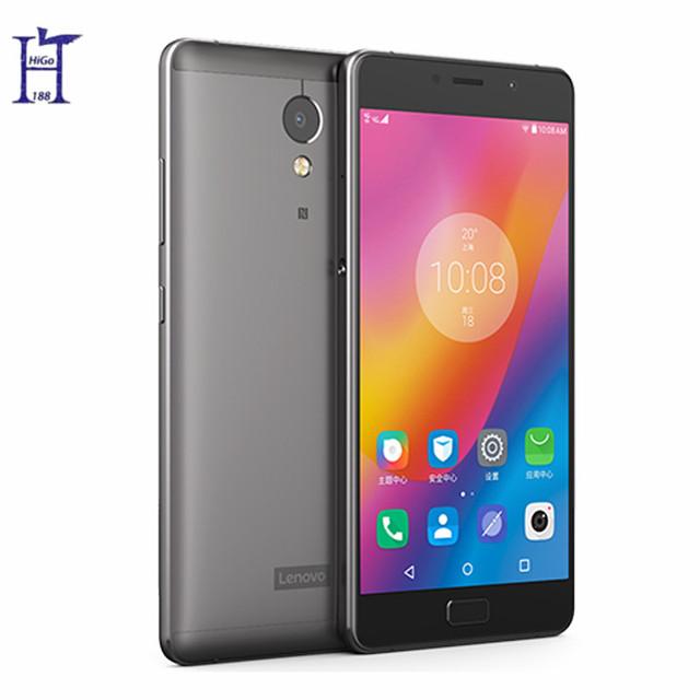 """New Original Lenovo Vibe P2 Snapdragon625 5100MA Octa Core 4GB 64GB Android 5.5"""" 1920x1080 13.0MP Smartphone"""