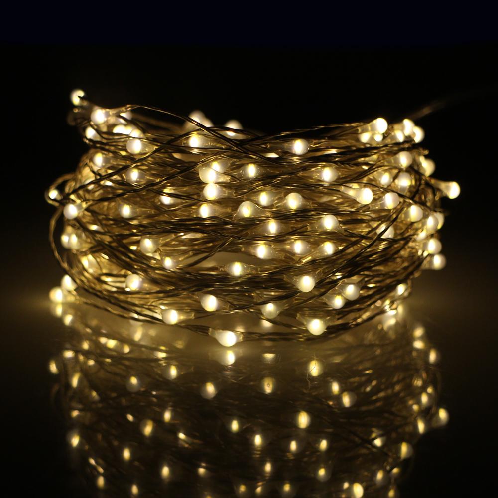 Led Battery Powered String Lights