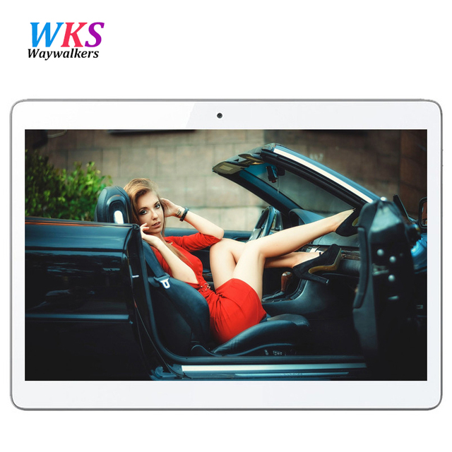 Waywalkers 4 Г LTE Smart android планшетные пк android5.1 tablet pc 9.6 7-дюймовый Android Окта основные планшетный компьютер android-Rom 64 ГБ 10""