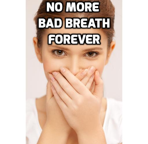 A Coating on the Back of the tongue can cause bad breath - Never again will you suffer the humiliation of bad breath. Get yourself cleaner, fresher breath and a more kissable mouth. You will enjoy increased self-confidence and positive effects on your self-esteem. Read on to find out more.