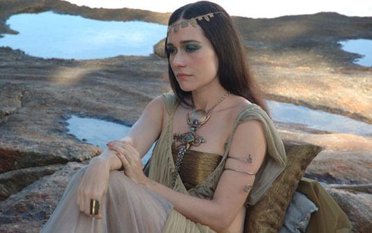 G1 > Cinema - NOTÍCIAS - 'Cleópatra', com Alessandra Negrini, é aplaudido em Veneza
