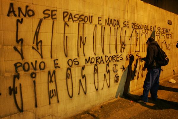 Origem Da Pichacao E Do Grafite Grafite E Pichacao Em Sp