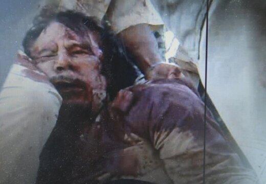 Pēc sagūstīšanas miris bijušais Lībijas līderis Muamars Kadafi, notverts arī viņa dēls (19:30)