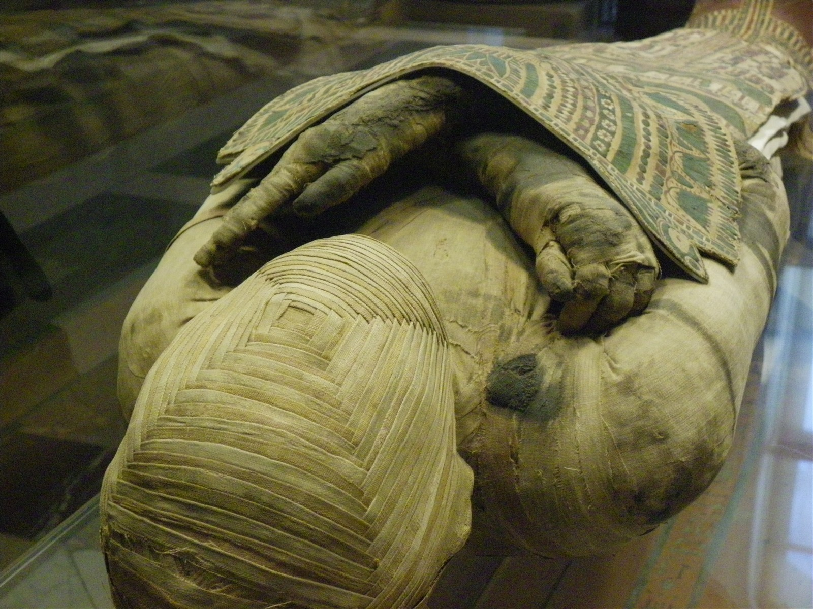 Egyptian Mummy Louvre Celinagr Galleries Digital