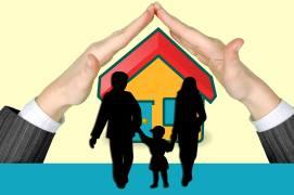 atribucion vivienda familiar
