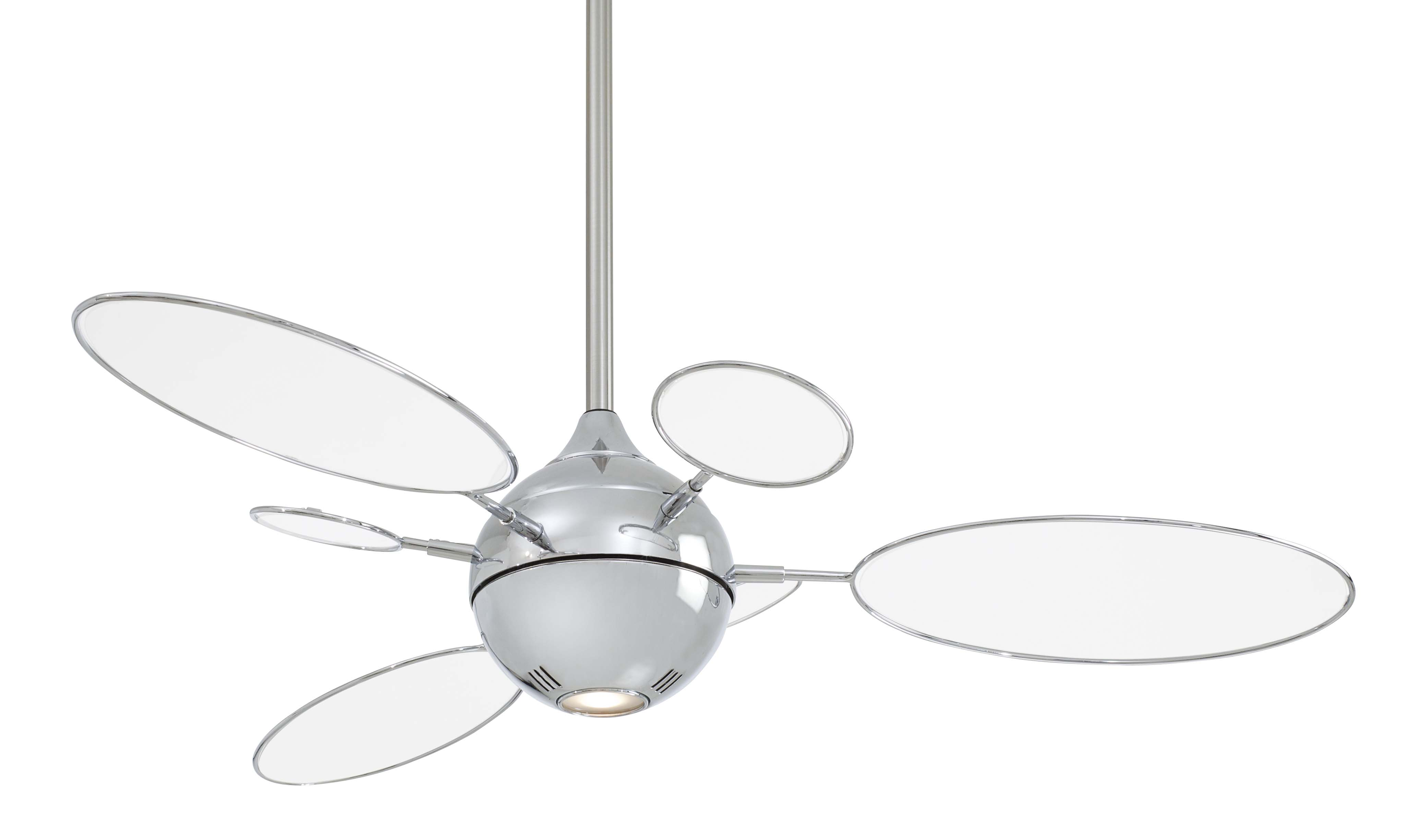 Great New Finishes For The Cirque Ceiling Fan