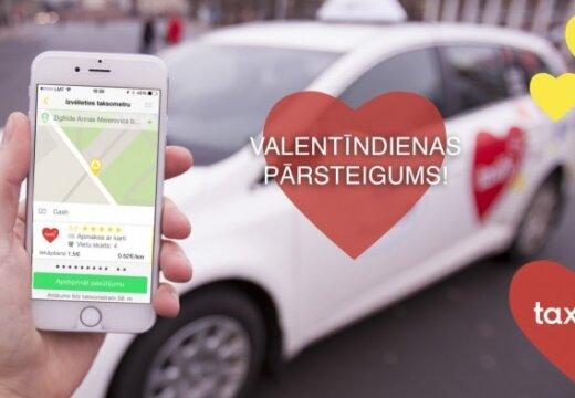 Taxify дарит бесплатную поездку