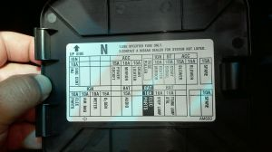 AWD fuse for coupe  G35Driver  Infiniti G35 & G37 Forum