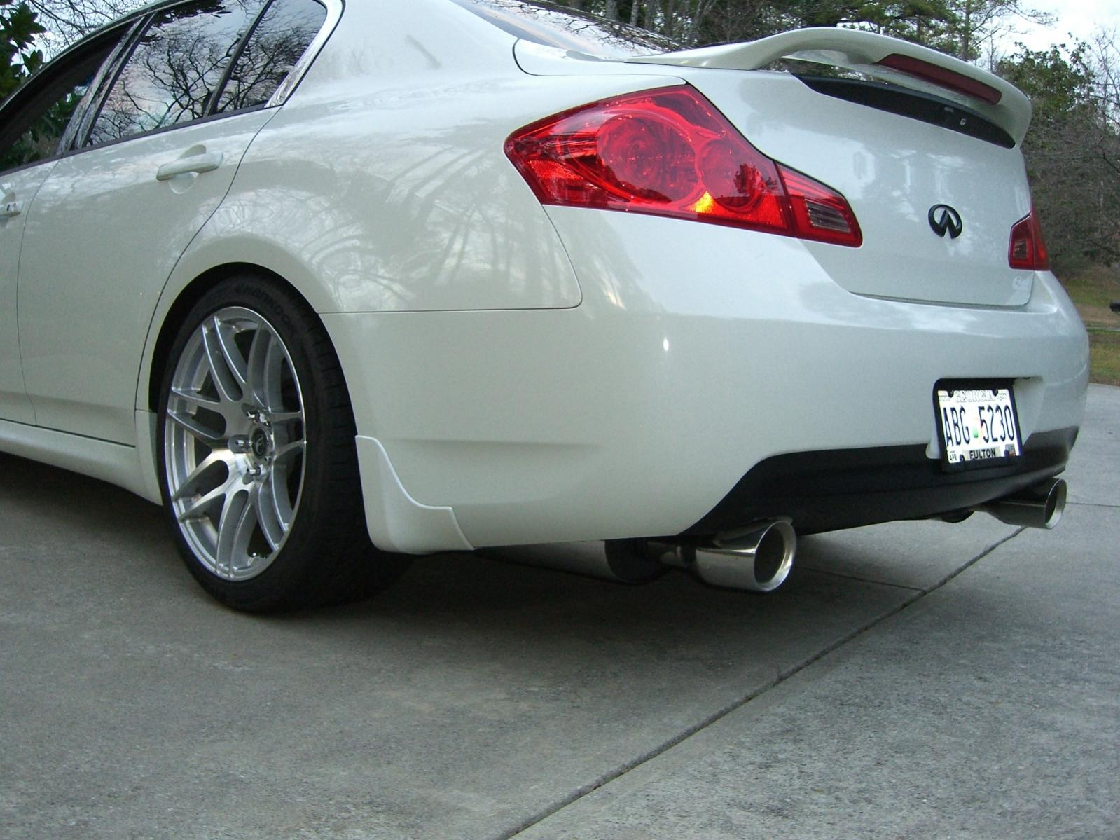 top speed exhaust page 3 g35driver