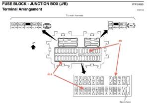 DLC power fuse  G35Driver  Infiniti G35 & G37 Forum