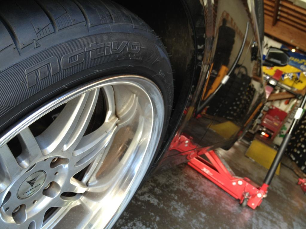 Tire Review Nitto Motivo G35Driver Infiniti G35 Amp G37