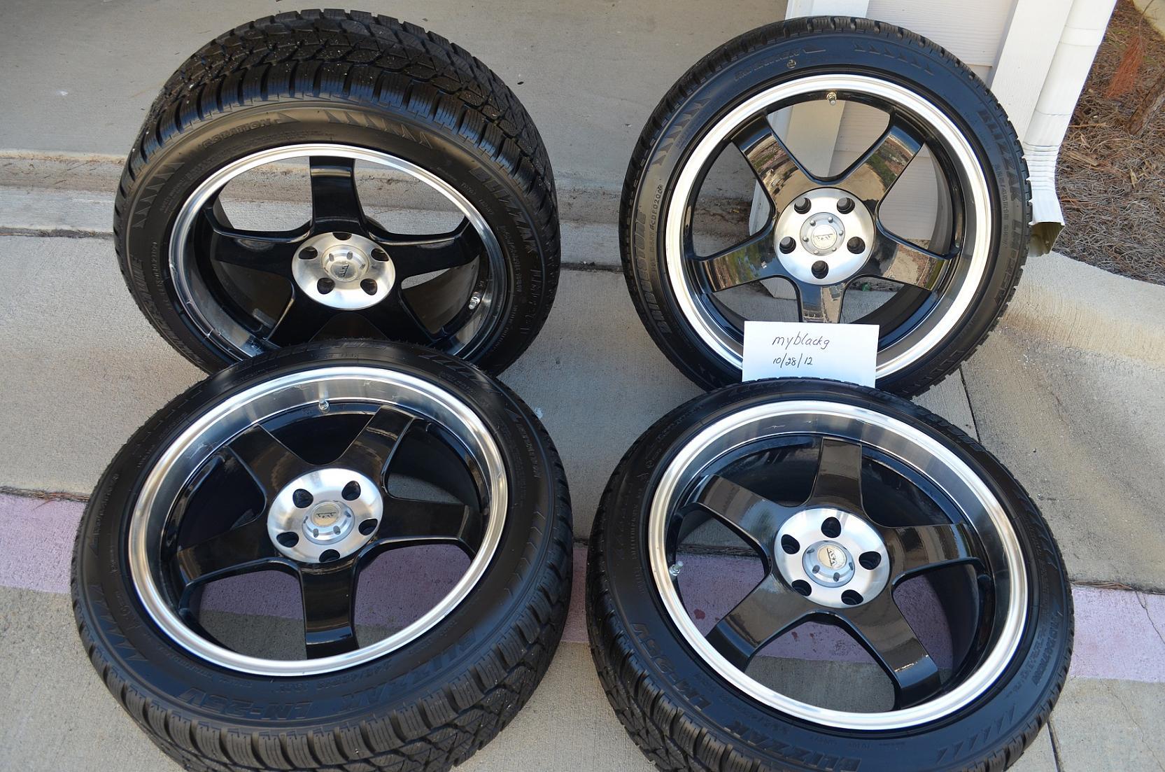 14 Accord Honda Rims