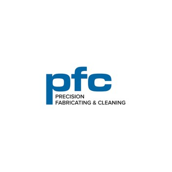 Precision Fabricating & Cleaning logo