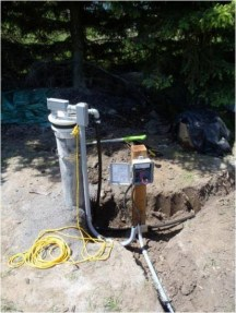 Photo of a Well Head
