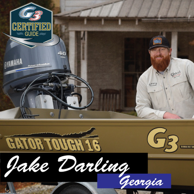 Jake Darling-G3 Certified Guide Program