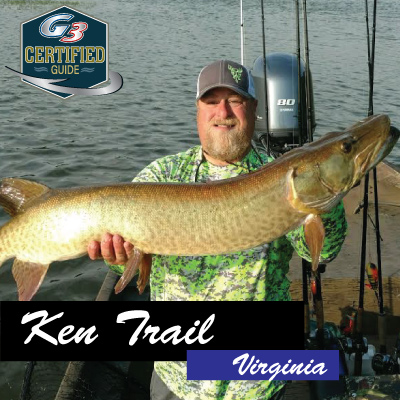 Ken Trail Fishing