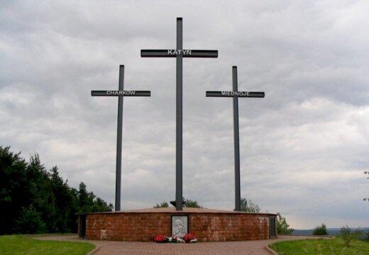 Krievijas drošības dienests: Katiņā nogalināto poļu virsnieku lietas ir iznīcinātas