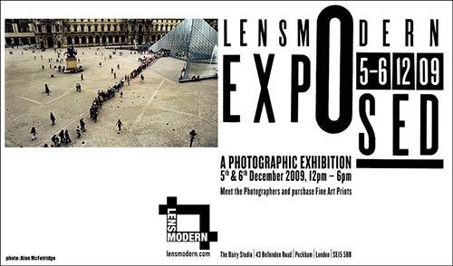 Lens Modern:Exposed