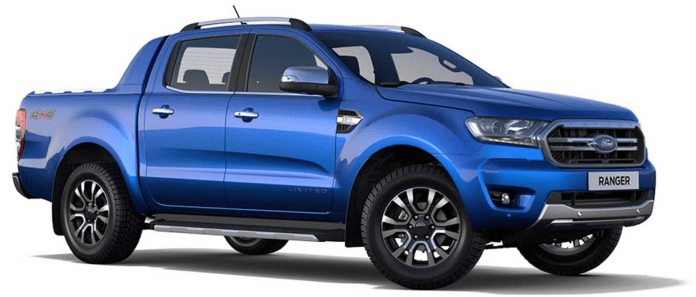 Ford Ranger 2021 - veículo ford