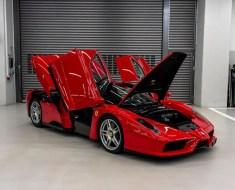 Ferrari Enzo de Sebastian Vettel