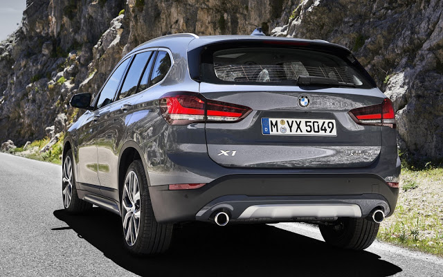 BMW X1 sDRIVEi GP