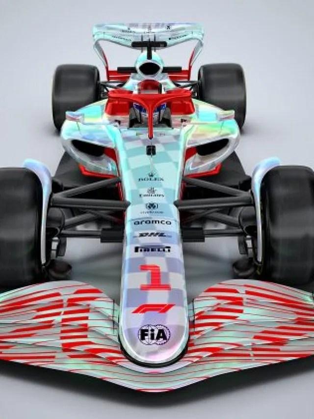 CARRO F1 PARA 2022