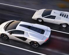 Novo Lamborghini Countach LPI800-4