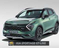 Kia Sportage GT-Line 2022