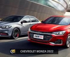 Chevrolet Monza 2022