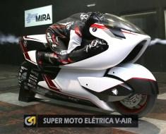 SUPER MOTO ELÉTRICA V-AIR