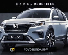 NOVO HONDA BR-V