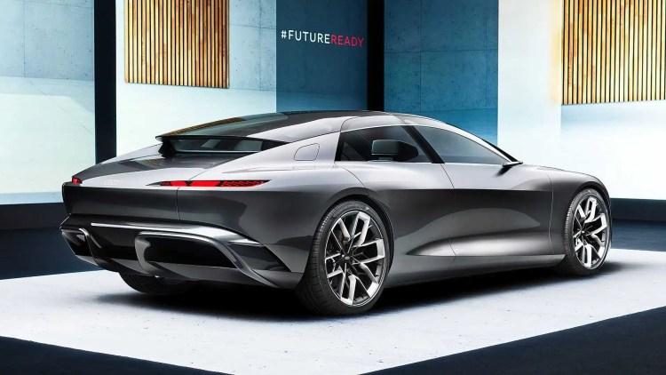 Conceito Audi Grandsphere