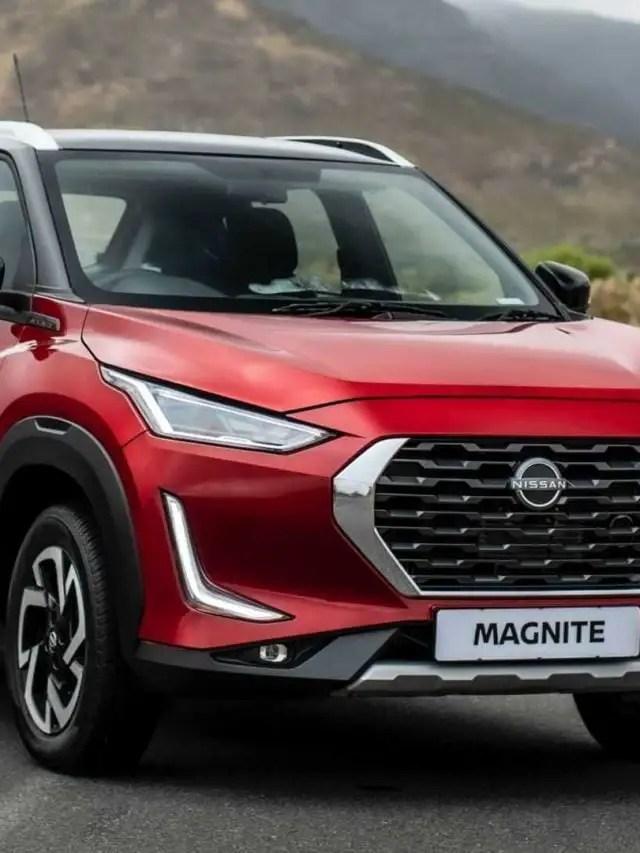Nissan Magnite a caminho do Brasil