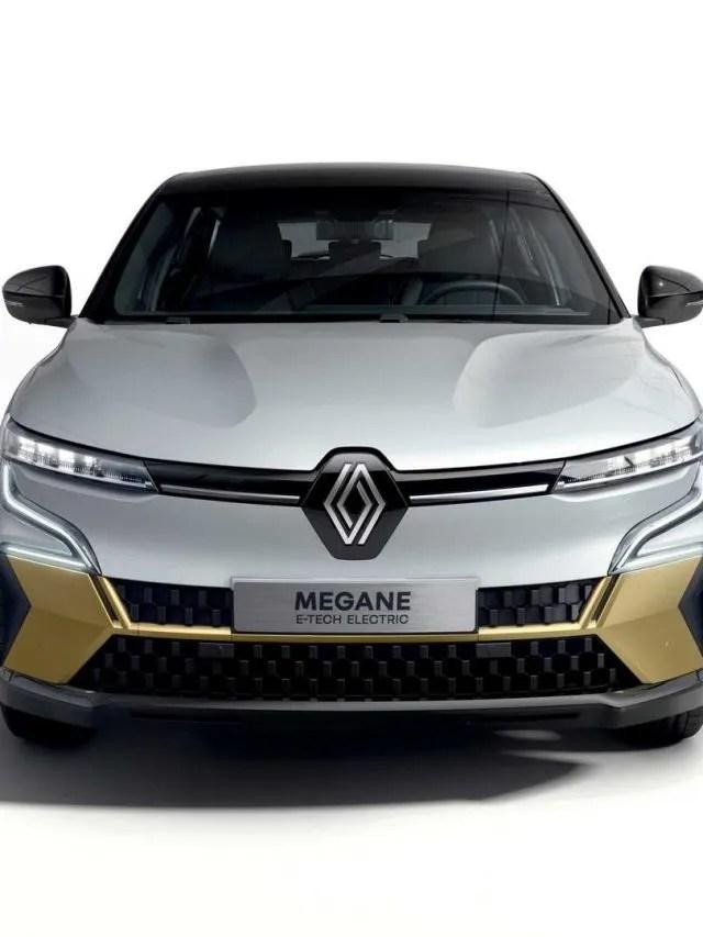 Renault Mégane E-Tech 2022, o novo SUV elétrico