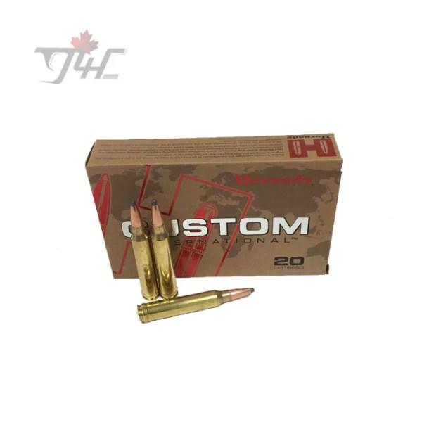 Hornady American Whitetail 7mm-08REM 139gr  InterLock 20rds