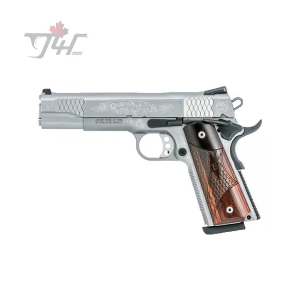 Smith & Wesson 1911 Engraved