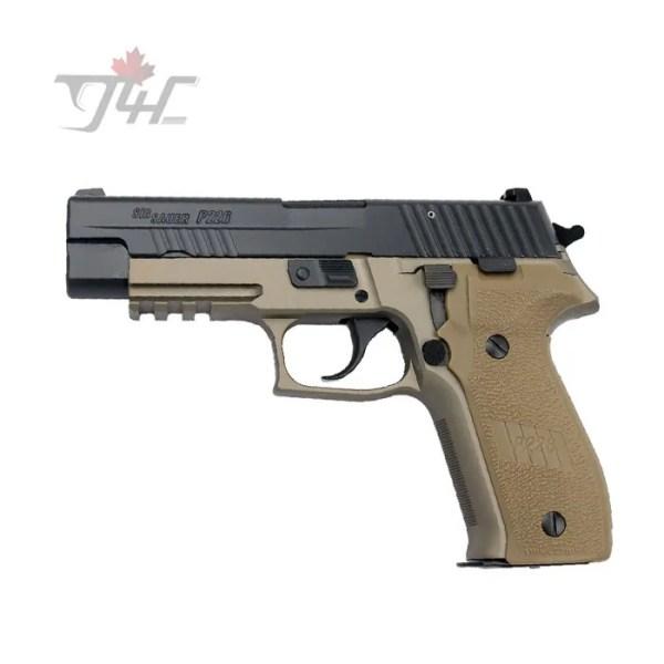 Sig Sauer P226 Combat