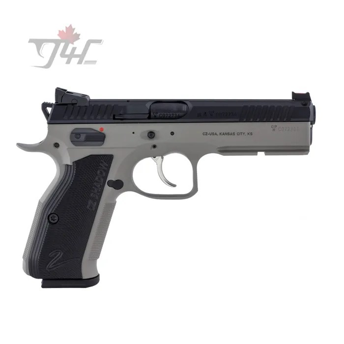 CZ Shadow 2 9mm 5