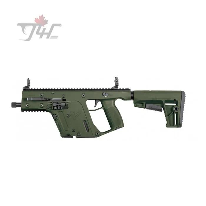 KRISS Vector Gen2 SBR OD Green 5 5