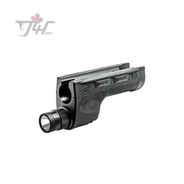 Surefire Weaponlight Remington 870 Forend 600/200Lumens BLK