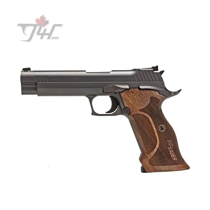 Sig Sauer P210A Target