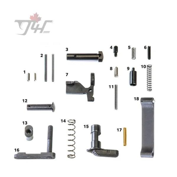 Geissele AR15/M4 Mil-Spec Lower Parts Kit