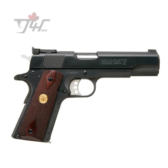 Colt 1911 Gold Cup National Match 9mm