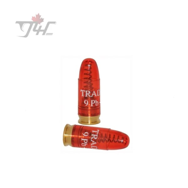 Traditions ASM9 9mm Snap Caps 5pack