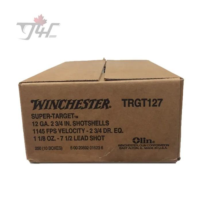 Winchester Super-Target 12Gauge Target Load