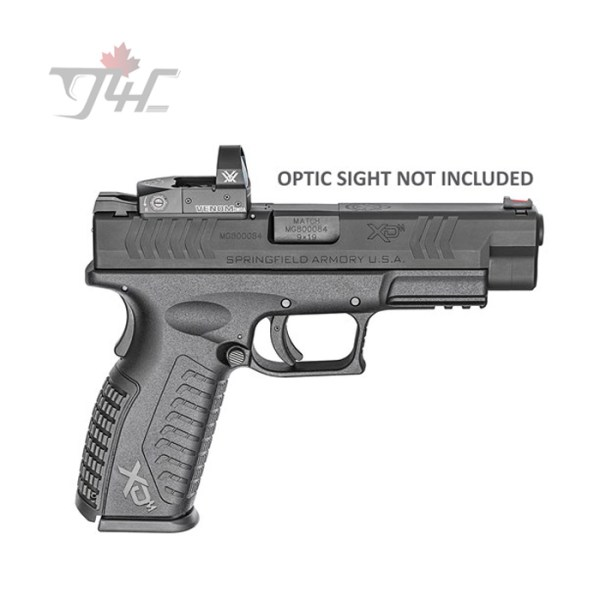 Springfield XDM Optic Ready
