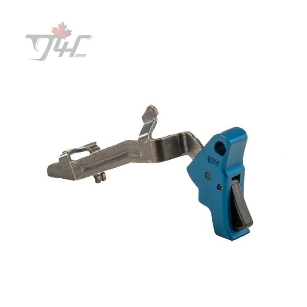 Apex Action Enhancement Blue Trigger & Gen 3 Trigger Bar for Glock