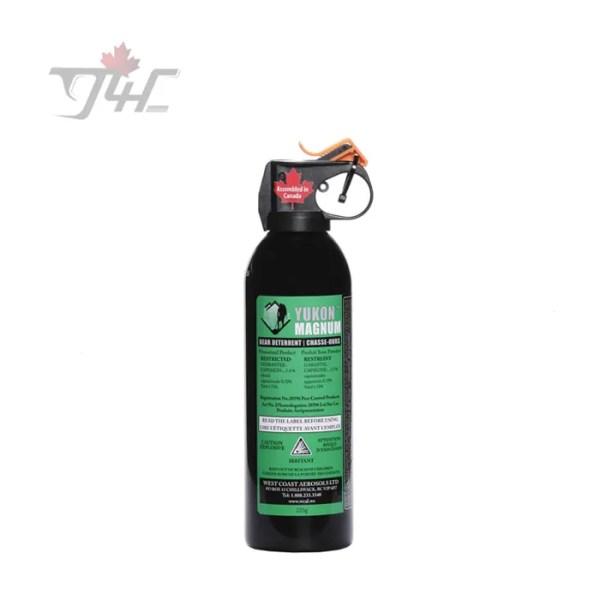 Defense Aerosols Yukon Magnum 1% 225g Bear Pepper Spray