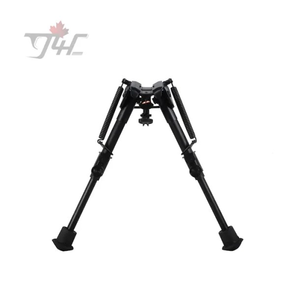"""Harris Series 1A2 Bench Rest Bipod 6"""" – 9"""" with Swivel Stud Mount"""
