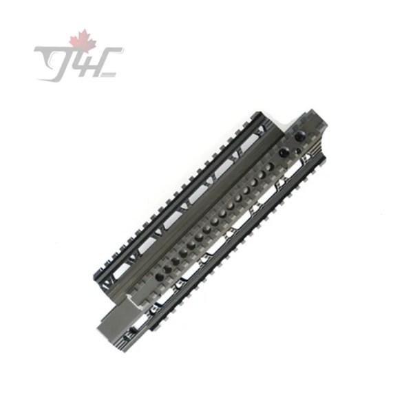 Quadrail for Type 81